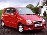 Images of Hyundai Amica 2001–04