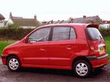 Pictures of Hyundai Amica 2001–04