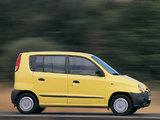 Hyundai Atos 1997–2003 wallpapers