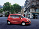 Hyundai Atos Prime 2001–04 pictures