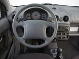 Hyundai Atos Prime 2004–08 images