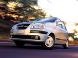 Hyundai Atos Prime 2004–08 wallpapers