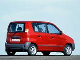 Photos of Hyundai Atos 1997–2003