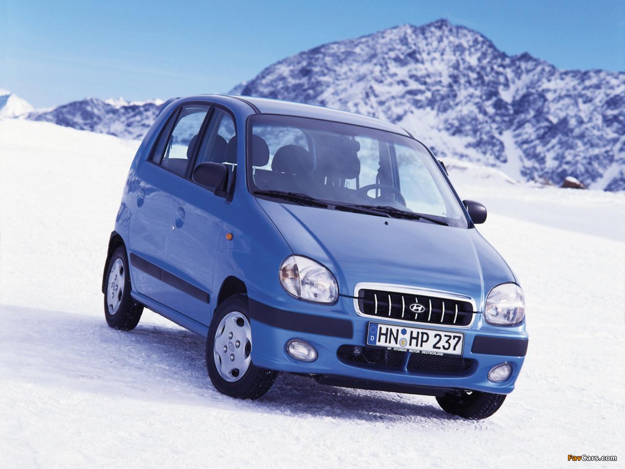 Photos Of Hyundai Atos Prime 1999 2001 1280x960