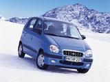Photos of Hyundai Atos Prime 1999–2001