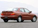Hyundai Avante (J2) 1995–98 pictures