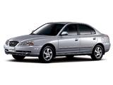 Hyundai Avante (XD) 2003–06 photos