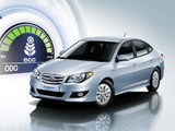 Hyundai Avante Hybrid LPI (HD) 2009 wallpapers