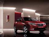 Images of Hyundai Avante (HD) 2006–10