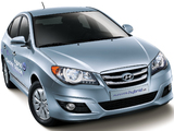 Images of Hyundai Avante Hybrid LPI (HD) 2009