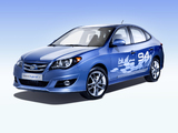 Photos of Hyundai Avante Hybrid LPI (HD) 2009