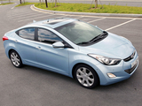 Photos of Hyundai Avante (MD) 2010