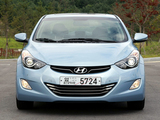 Pictures of Hyundai Avante (MD) 2010