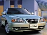 Hyundai Avante (XD) 2003–06 wallpapers