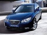 Hyundai Avante (HD) 2006–10 wallpapers