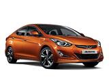 Hyundai Avante (MD) 2013 wallpapers