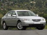 Hyundai Azera ZA-spec (TG) 2006–11 images