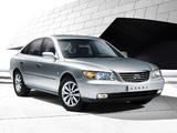 Hyundai Azera (TG) 2006–10 photos