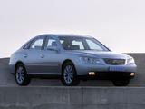 Hyundai Azera ZA-spec (TG) 2006–11 photos