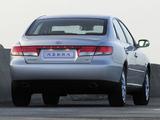 Hyundai Azera ZA-spec (TG) 2006–11 pictures