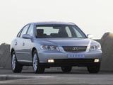 Hyundai Azera ZA-spec (TG) 2006–11 wallpapers