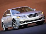 Hyundai Azera (TG) 2010–11 photos