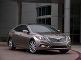 Hyundai Azera (HG) 2012 pictures
