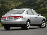 Images of Hyundai Azera ZA-spec (TG) 2006–11