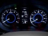 Images of Hyundai Azera (HG) 2012