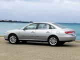 Pictures of Hyundai Azera ZA-spec (TG) 2006–11