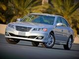 Pictures of Hyundai Azera (TG) 2010–11