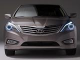 Hyundai Azera (HG) 2012 wallpapers
