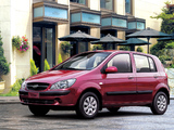 Hyundai Click 2005–10 images
