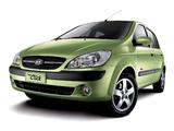 Hyundai Click 2005–10 pictures