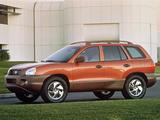 Hyundai Santa Fe Concept 1999 photos