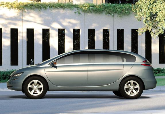 Hyundai Portico Concept 2005 Photos