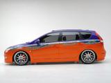 Hyundai Elantra Touring Beach Cruiser Concept by K-Dad 2007 wallpapers