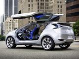 Hyundai HCD-11 Nuvis Concept 2009 photos