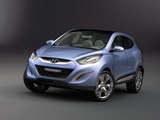 Hyundai ix-Onic Concept 2009 wallpapers