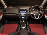 Hyundai Accent SR Concept (RB) 2012 images
