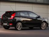 Hyundai Accent SR Concept (RB) 2012 pictures