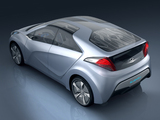Images of Hyundai HND-4 Blue Will Concept 2009