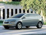 Photos of Hyundai Portico Concept 2005