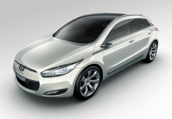 Photos Of Hyundai Hed 2 Genus Concept 2006