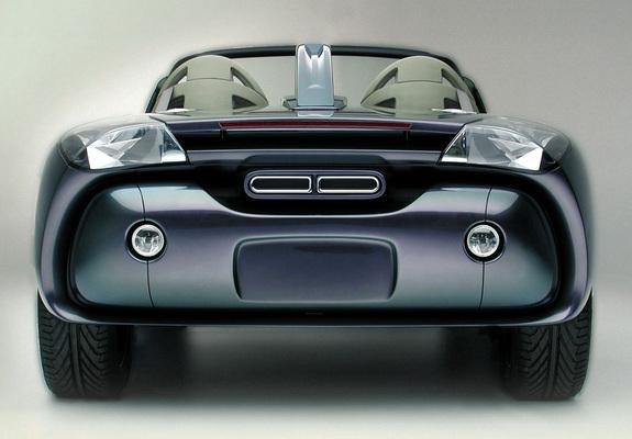 Hyundai Hcd 6 Concept 2001 Wallpapers