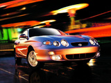 Hyundai Coupe (RD) 1999–2002 wallpapers