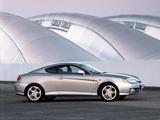 Hyundai Coupe (GK) 2002–05 images