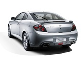 Hyundai Coupe (GK) 2007–09 wallpapers