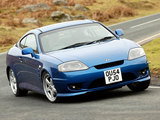 Photos of Hyundai Coupe UK-spec (GK) 2005–06