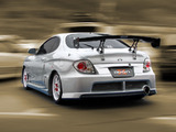Pictures of Ixion Design Hyundai Coupe (RD) 1999–2002
